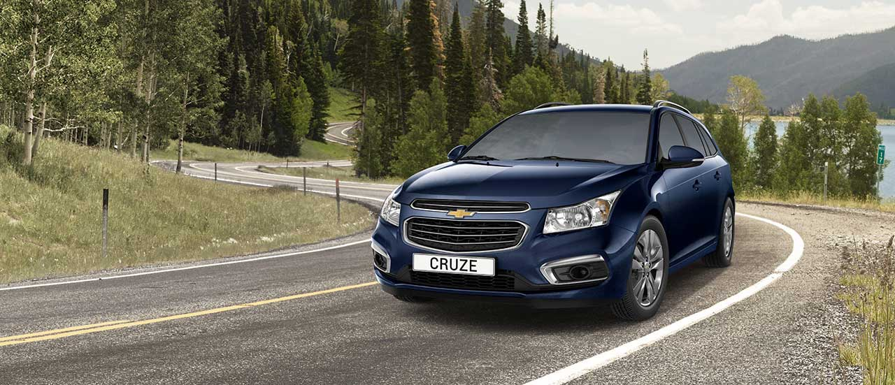 Chevrolet Cruze Station Wagon, family car